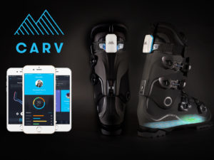 Carv Ski Wearable Marketing