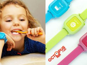 octopus kids watch marketing