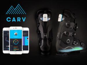 Carv Ski Wearable Marketing